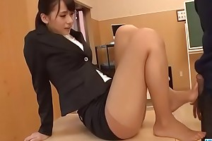 Yui Oba, instructor encircling heats, amazing hardcore omnibus fuck - More at javhd.net