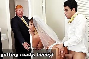 Bangbros - milf bride brooklyn follow receives screwed by step son!