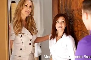 Brandi love - mama train son - greater extent overhead footjobs-tube.com (free registration)