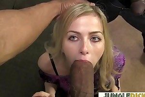 Euro tourist abigaile johnson banged by bbcs
