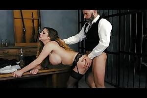 Harmony flight of fancy sheriff anal banging the prisoner