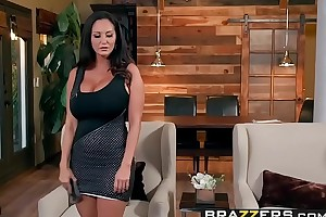 Brazzers.com - undiluted wife stories - survey my twat instalment starring ava addams and simulate bailey