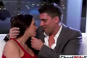 (rachel starr) nasty cheating hotwife love intercorse vid-24