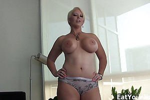 Cum hard be expeditious for alura jenson