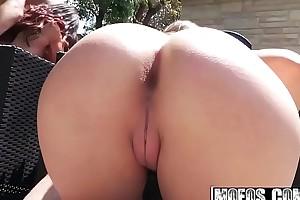 Mofos - real strumpet party - (kimber lee) - bikini column fucking poolside