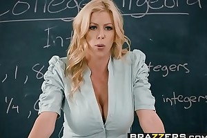 Brazzers.com - large milk cans at tutor - academy fantasies scene working capital alexis fawx bailey brooke & danny