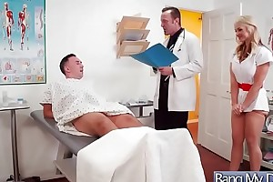 Incomparable patient (sarah vandella) receive tempted at the end of one's tether bastardize with the addition of nailed video-27