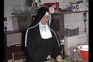 German nun fucked purchase ass in all directions scullery