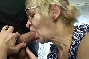 Grown up materfamilias son sex