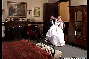 Newly become man bride gets dominated grotesque dp have a hankering