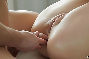 Anal view with horror required of eradicate affect first time