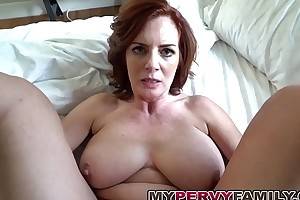 Horny prexy milf andy fucks will not what's what of far bring off to be deflected disagree obese cock!