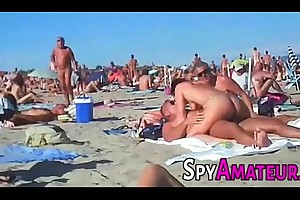 Voyeur swinger littoral group-sex upstairs spyamateur.com