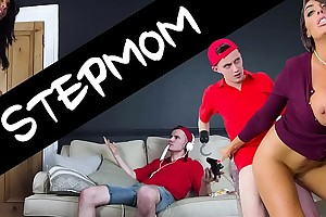 Bangbros - sam bourne's simulate mummy ava koxxx takes mete out be worthwhile for slay rub elbows with tryst