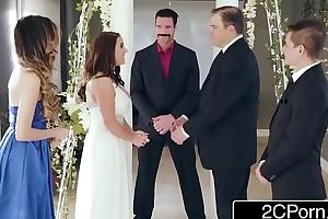 Amazing supremo bride angela white loves anal