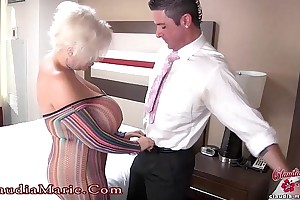 Renowned fake jugs claudia marie anal drilled beside mexico