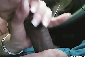 Random Old lady Blows My Nefarious Dick