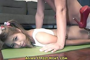 Asian slutwife sharon