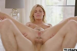 Tushy nuptial acumen has secret anal with groom
