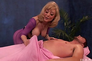 Horny older woman nina hartley screwed