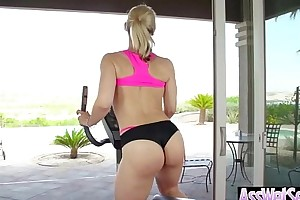 Curvy a-hole slutty wife (sarah vandella) acquire oiled and anal hard sexual intercourse movie-24