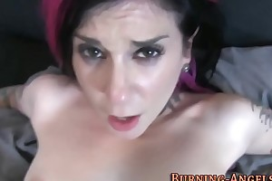 Joanna Benefactor anal fucked