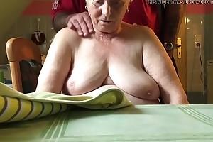 76 savoir vivre old old lady in law,nice tits