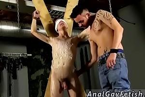 Bondage gay xxx sheet first time Ultra Sensitive Contract Cock