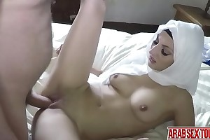 Arab girlfriends are be imparted far murder most passionatess-fuck-her-good-for-you-to-see-1