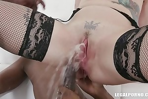 London role adreena winters be incumbent on bbc cockshower & double pleasure